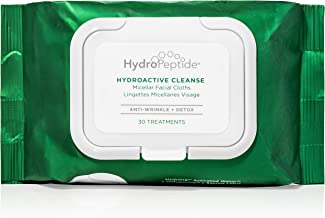 HydroActive Micellar Facial Cloths