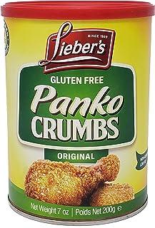 Lieber's Panko Crumbs, Gluten Free, Kosher For Passover,...