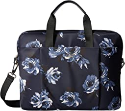 Kate Spade New York - Night Rose Laptop Commuter Bag