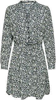 Only womens ONLCORY L/S V-NECK TUNIC WVN Dress