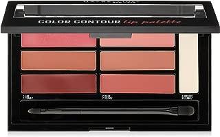 Maybelline New York Lip Studio Color Contour Lip Palette, Blushed Bombshell, 0.17 oz.