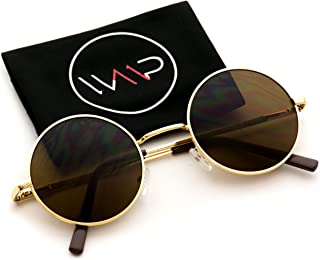 WearMe Pro Adult Lennon Small RoundSunglasses