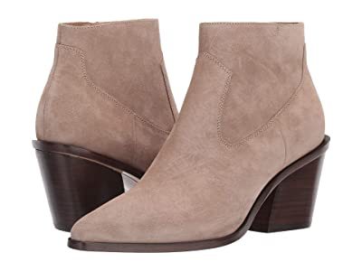 rag & bone Razor Bootie (Light Sand) Women