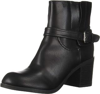 Michael Antonio Women's Matteson Ankle Boot, Black, 6.5 M US