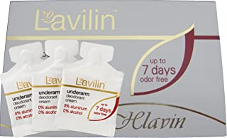Lavilin(ラヴィリン)デオドラントクリーム ラヴィリン フォーアンダーアーム 1g×3