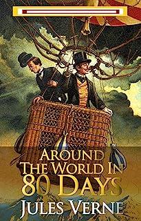 Around the World in Eighty Days illustrated