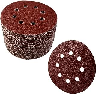 600# 1000# 1500# 2000# 3000# Discos de lijado Grano Rectificado Gancho Loop Papel de lija 150 mm Juego 6 /Accesorios a estrenar papel de lija