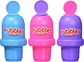 Explore no spill bubbles for toddlers