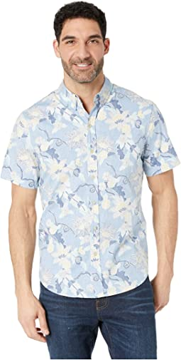 Mahaloha Tailored Fit Hawaiian Shirt