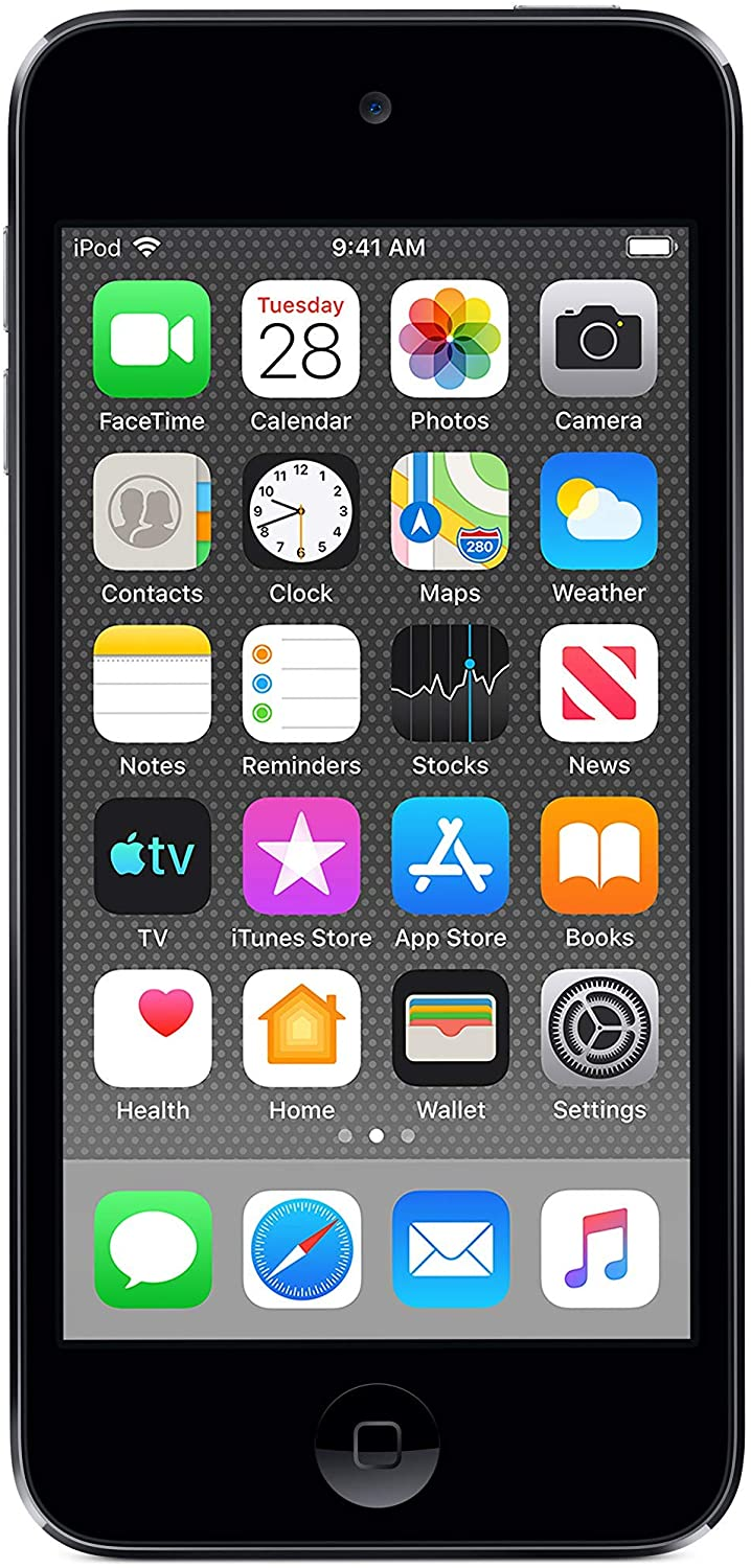 Apple iPod touch (7th Generation) (256GB) - Space Gray (Renewed)