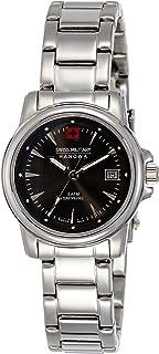 Swiss Military Hanowa - Reloj Analógico para Mujer de Cuarzo con Correa en Acero Inoxidable 06-7044.1.04.009