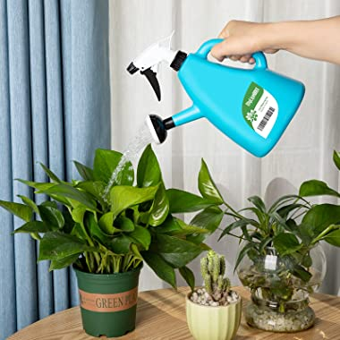 MyLifeUNIT 2 in 1 Watering Can with Sprayer, 1 Liter Multifunctional Garden Sprayer