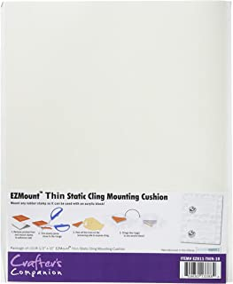 Crafter's Companion Ez Mount Static Cling Mounting Foam 8.5