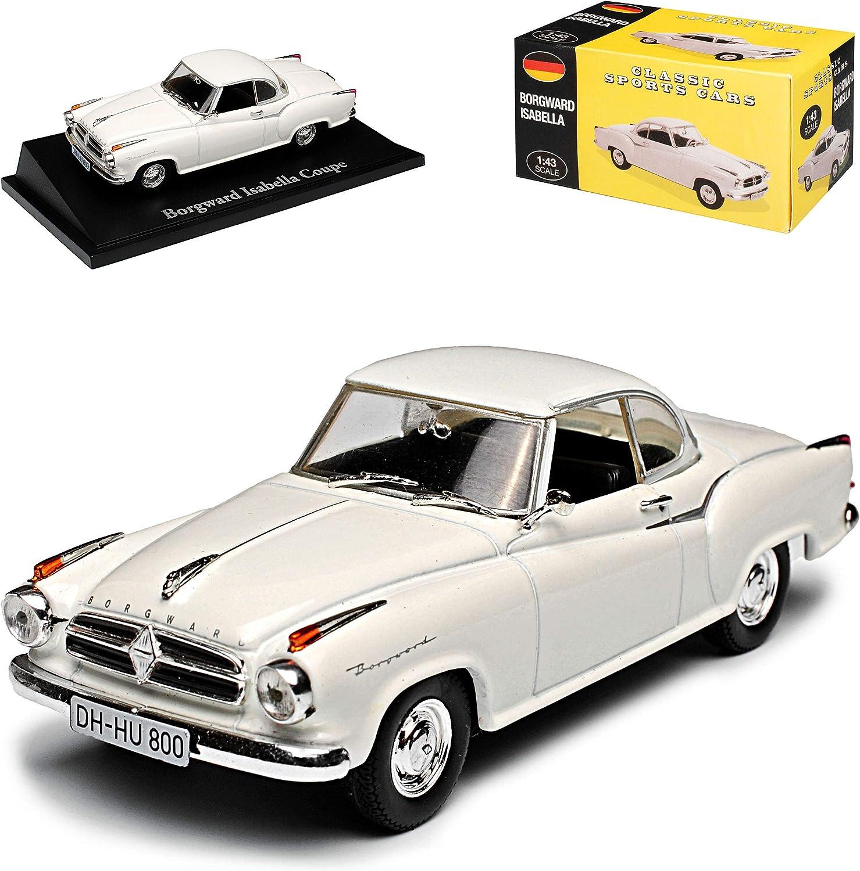 1956-1961 Autoplane Classic Innenbereich Borgward Isabella Cabriolet