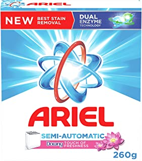 Ariel With Touch Of Downy Detergent Powder - 260 g