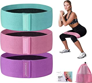 CHOOYOU Resistance Bands for Legs and Butt, Exercise...