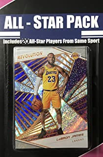 2018 2019 Panini Revolution Series NBA All Stars Special Edition Factory  Sealed 20 Card Set with 898f7f67a
