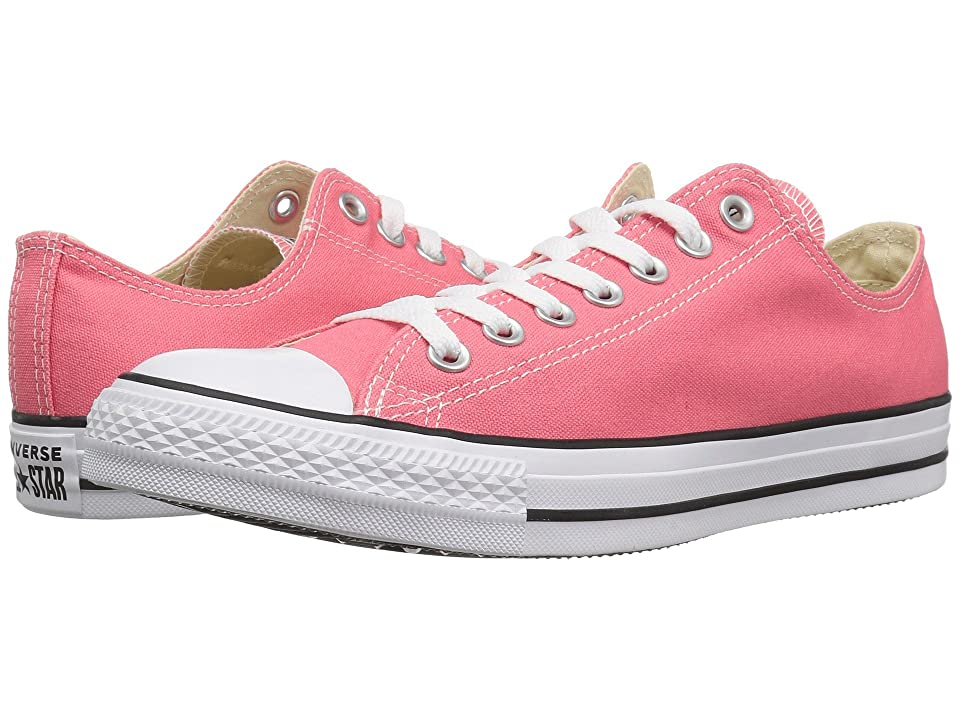 a4a9eccb106 Converse Chuck Taylor All Star Seasonal Ox (Punch Coral) Athletic Shoes