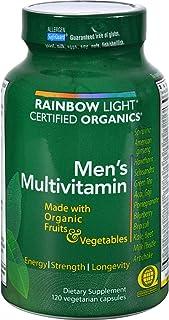 Rainbow Light Multivit Men Org