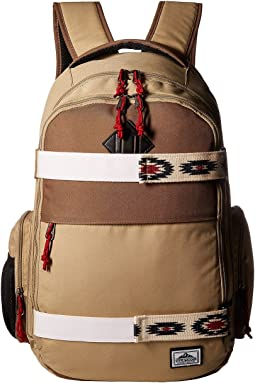 Top-Handle Backpack