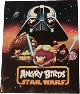 Angry Birds Star Wars Portfolio Folder with 2 Pockets