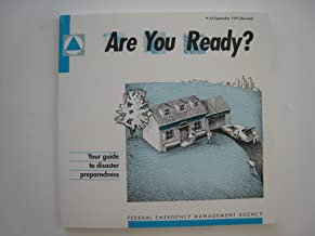 Are You Ready? Your Guide to disaster preparedness. Federal Emergency Management Agency.