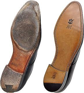 [ミスターミニット] 宅配靴修理サービス Shoe Repair <メンズ> オールソール 靴底まるごと張り替え【革】+磨きコース 1足