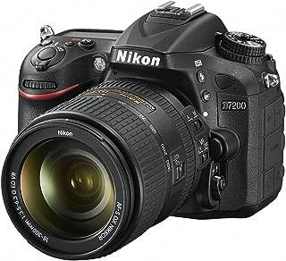 Nikon DSLR Camera D7200 18-300VR Lens Kit