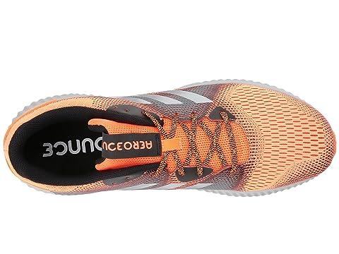 Finishline Online adidas Running Aerobounce Solar Orange/Core Black/Grey Five Official Online Websites Online W2mKpAw