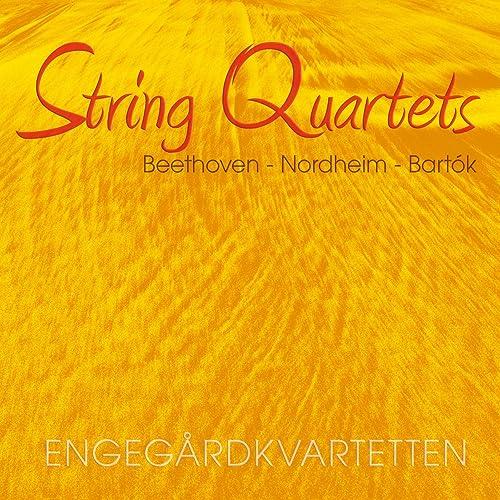 String Quartets, Vol. 2 Beethoven - Nordheim - Bartok