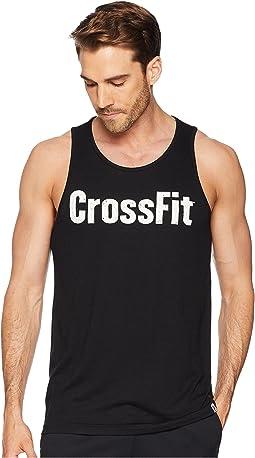 Crossfit Logo Tank Top