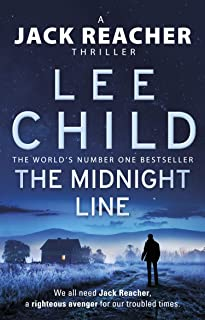 The Midnight Line: (Jack Reacher 22) (English Edition)