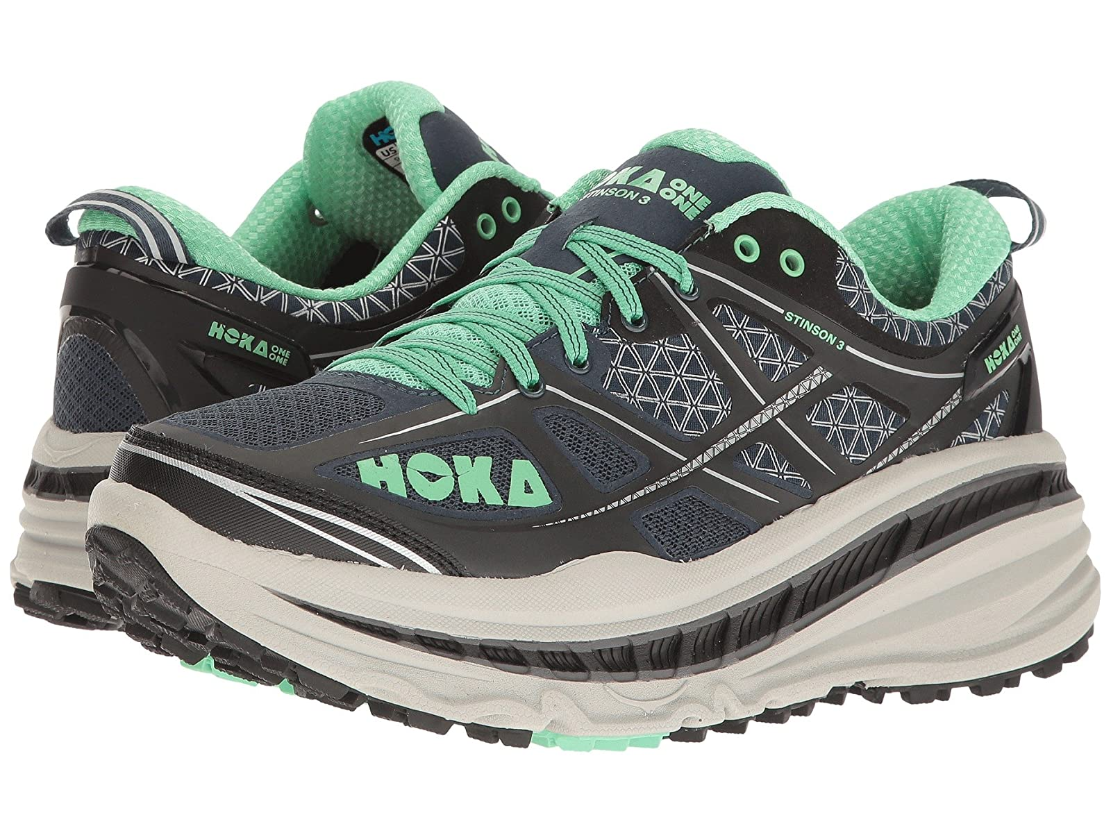 Hoka One One Stinson 3 ATRCheap and distinctive eye-catching shoes