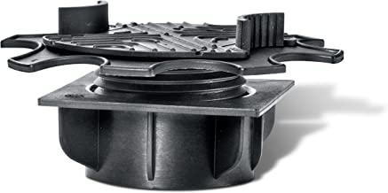 1 St/ück Art 12530 Stelzlager selbstnivellierend 50-75 mm h/öhenverstellb