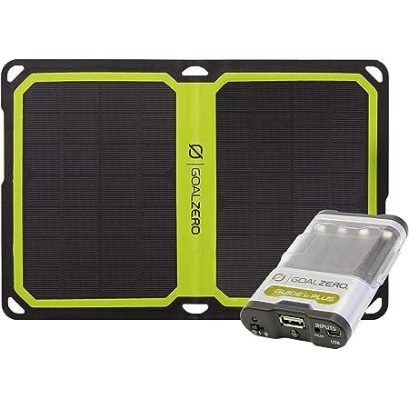 Goal Zero GUIDE 10 PLUS + NOMAD 7 PLUS V2 ソーラーパネルキット 充電池別売 41030 BT199