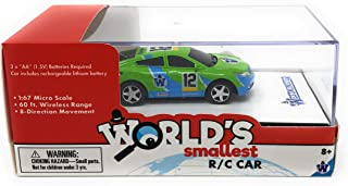 Westminster Worlds Smallest R/C Car, Green