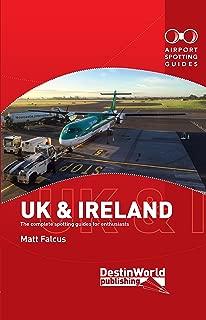 Airport Spotting Guides UK & Ireland