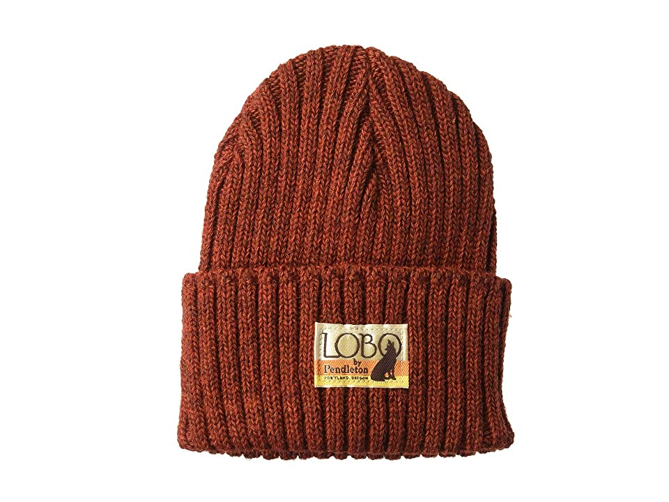 Pendleton - Pendleton All Season Beanie , Red