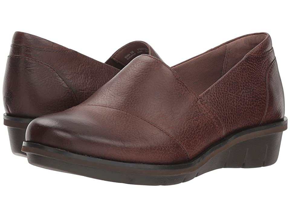 Dansko Julia (Brown Burnished Nubuck) Women