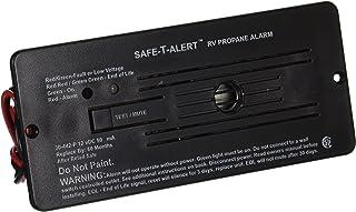 Safe-T-Alert 30-442 12V Propane Alarm Flush Mount Black