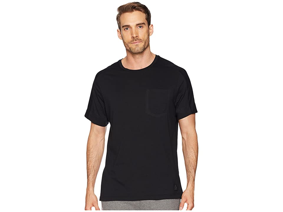 Reebok Training Supply Move Tee (Black) Men