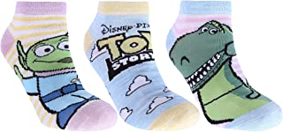 3x calcetines coloridos, tobilleros Toy Story DISNEY