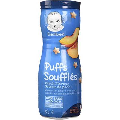 3625db481de Gerber Puffs  Amazon.ca
