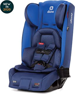 Diono Radian 3RXT Latch All-in-One Convertible Car Seat, Blue Sky