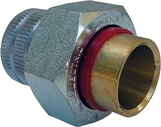 LASCO 17-9297 3/4-Inch Copper Sweat by 3/4-Inch Steel Female Pipe Thread Di-Electric Union