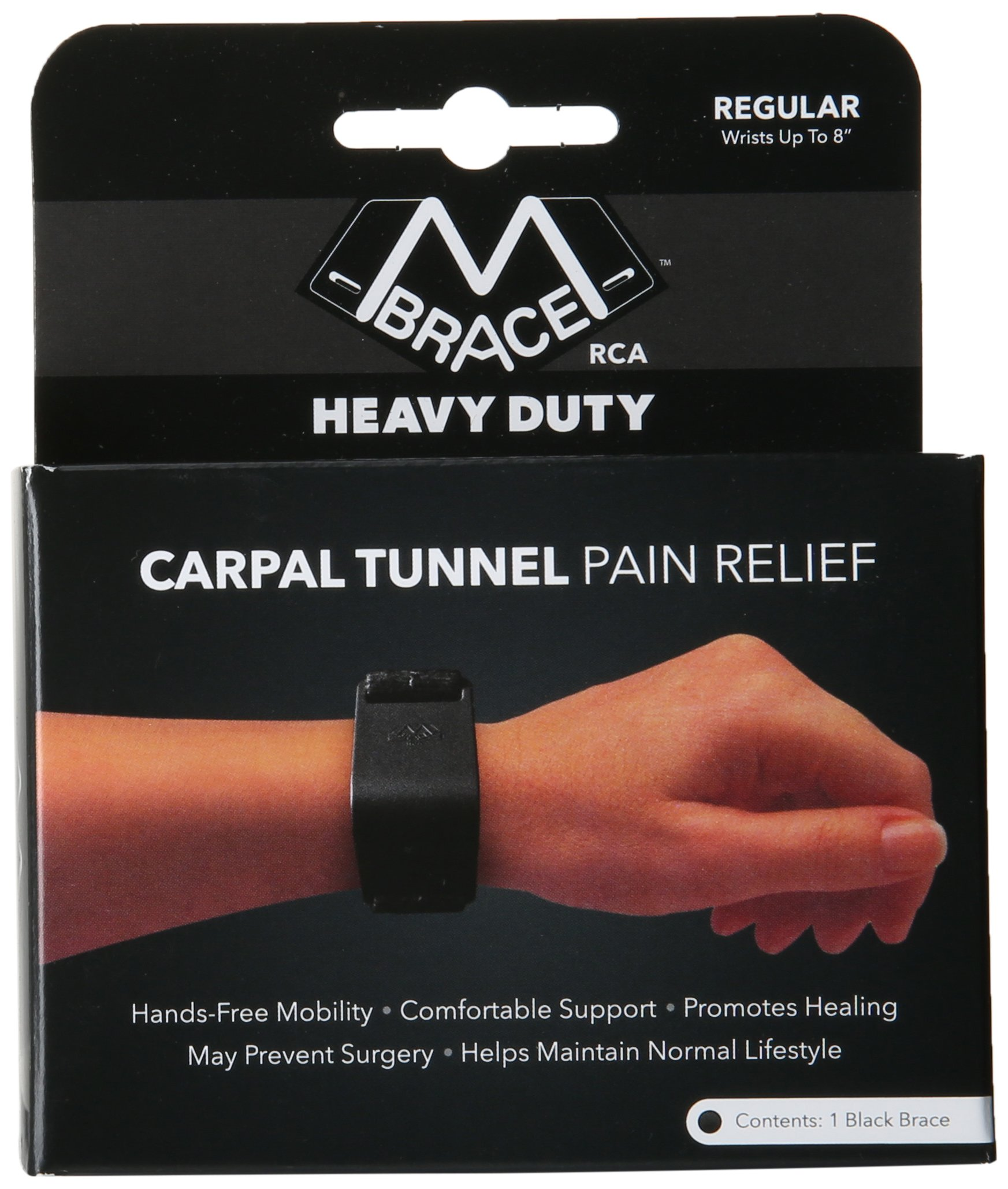 BRACE RCA Treatment Support Regular
