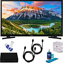 "$390 » Samsung UN32N5300AFXZA 32"" 1080p Smart LED TV (2018) with HD Digital TV Tuner & More Bundle"