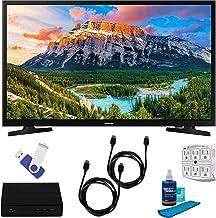 """Samsung UN32N5300AFXZA 32"""" 1080p Smart LED TV (2018) with HD Digital TV Tuner & More Bundle"""