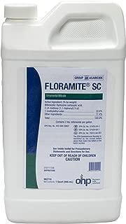 Floramite SC Ornamental Miticide - Spider Mite Control - 1 Quart Bottles