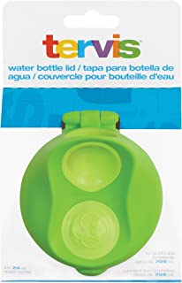 Tervis 24 oz. Lime Green Water Bottle Lid Tervis One Size